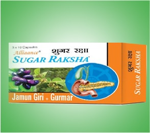Sugar Raksha for diabetes patients