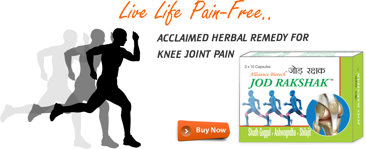 Herbal Treatment for Joint Pains
