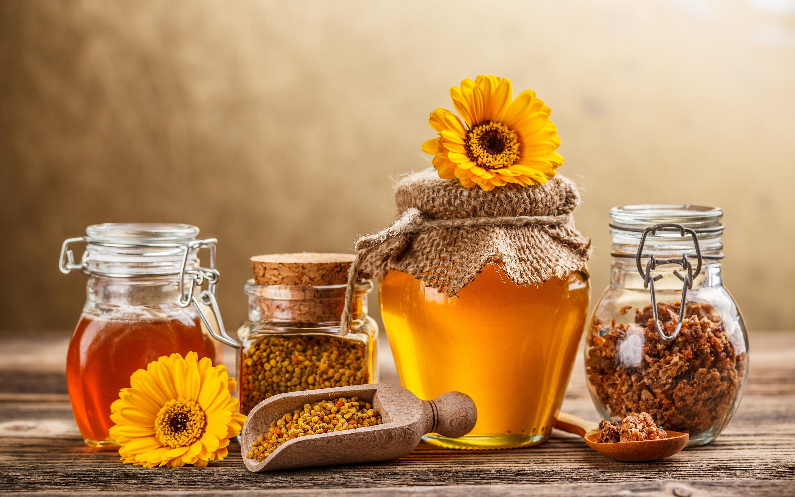 Honey is good