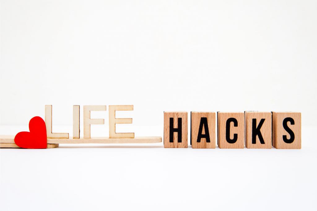 Rheumatoid Arthritis & Life Hacks